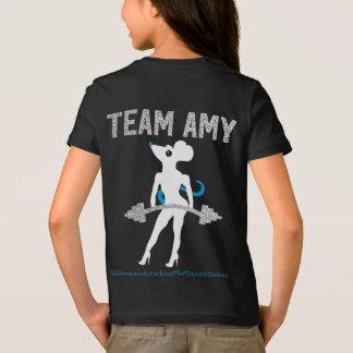 T-shirt de Bella d'ami d'équipe