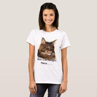 T-shirt de Ben Cartwright ici