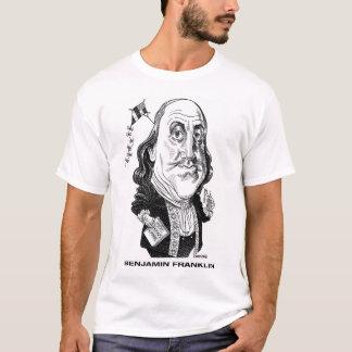 T-shirt de Benjamin Franklin