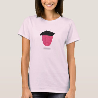 """T-shirt """"de béret de framboise"""""""