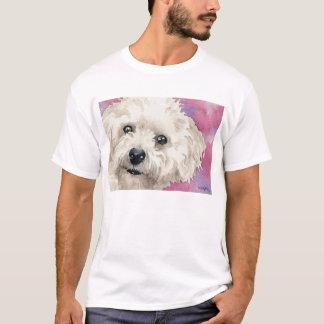 T-shirt de Bichon Frise