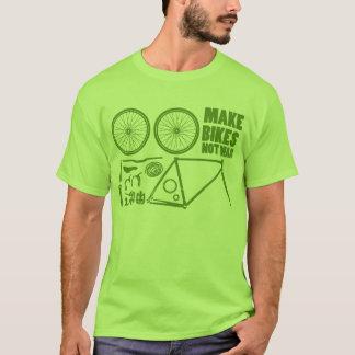 T-shirt de bicyclette