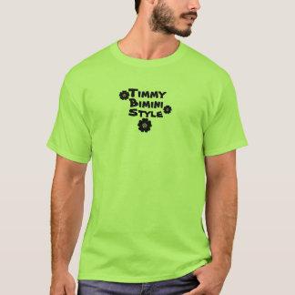 T-shirt de Bimini-style de Timmy