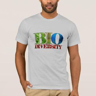 T-shirt de biodiversité