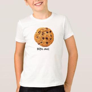 T-shirt de biscuit