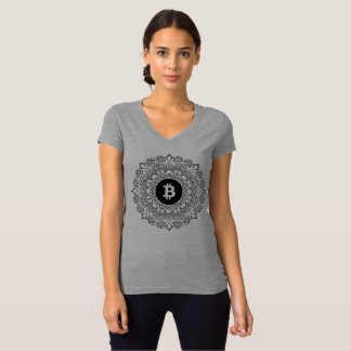 T-shirt de BITCOIN/HENNA-Women