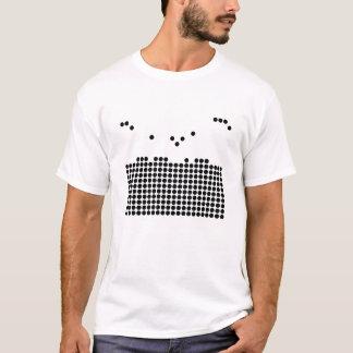 T-shirt de blanc de collection de Bauhaus