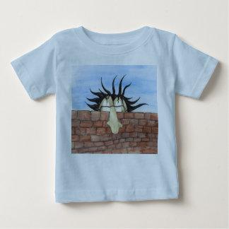 T-shirt de bleu de garçons de Tom de collection