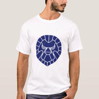 T-shirt de bleu de karma de Jackie