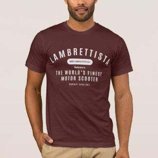 T-shirt de blog de Lambrettista : Truffe