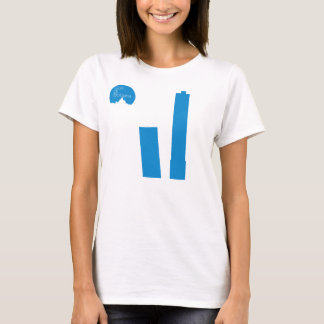 T-shirt de Bologna du torri 2