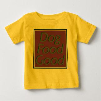 T-shirt de Bon-II-Nourrisson d'aliments pour