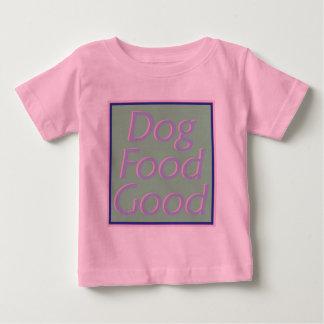 T-shirt de Bon-III-Nourrisson d'aliments pour