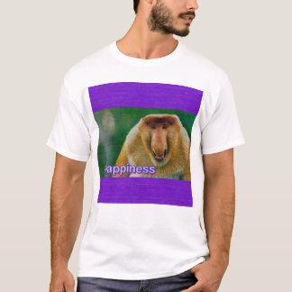 T-shirt de bonheur