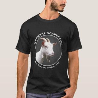T-shirt de bouc émissaire (couleurs foncées)