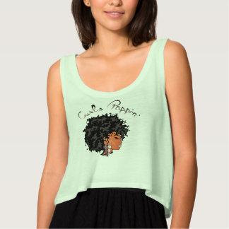 """T-shirt de BOUCLES """"LIZA POPPIN"""" de CURLZ"""