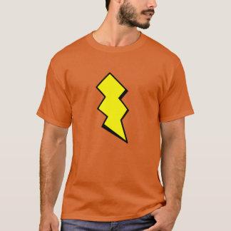 T-shirt de boulon de Skeeter Lighning des hommes