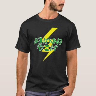 T-shirt de boulon d'éclairage (Jamaïque)