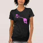 T-shirt de bouquet de biodiesel/T-shirt de jour de