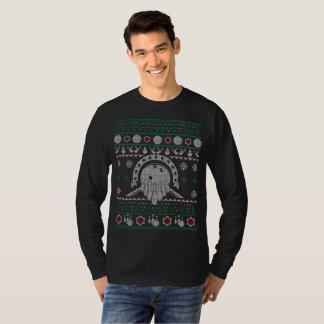 T-shirt de bowling de Noël
