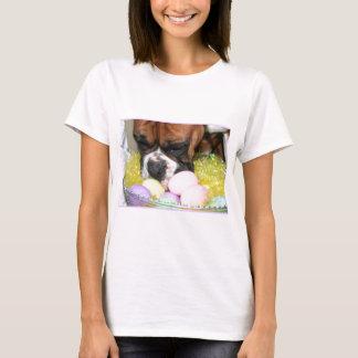 T-shirt de boxeur de Pâques
