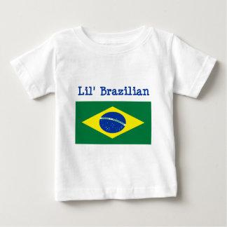 T-shirt de Brésilien de Lil