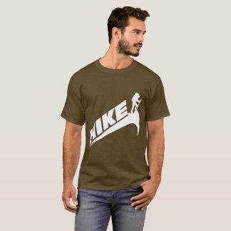 """T-shirt de Brown de """"HAUSSE"""""""