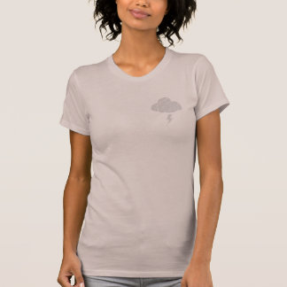 T-shirt de BStorm des femmes de Lavendar
