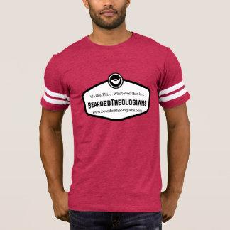 T-shirt de BT du football