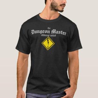 T-shirt De cachot de maître les victoires toujours (boulon