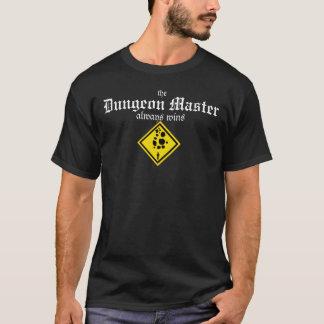 T-shirt De cachot de maître les victoires toujours (chute