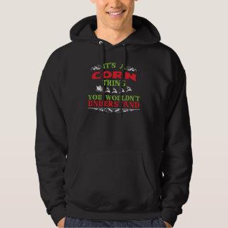 T-shirt de cadeau pour le MAÏS