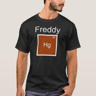 T-shirt de calembour d'élément de Freddy