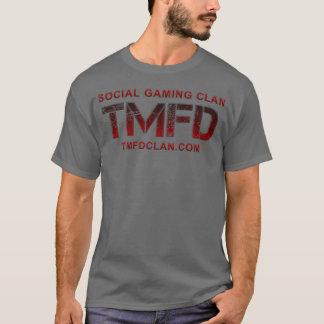 T-shirt de canalisation de TMFD