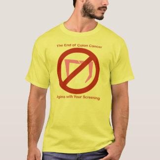 T-shirt de cancer du colon
