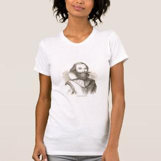 T-shirt de capitaine John Smith