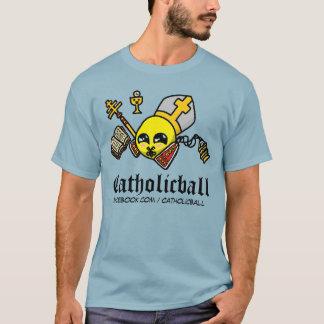 T-shirt de Catholicball