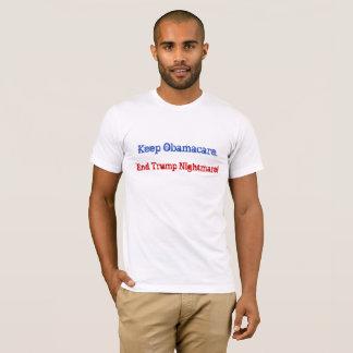 T-shirt de cauchemar d'atout d'extrémité