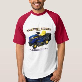 T-shirt de cavaliers d'Amherst