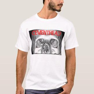 T-shirt de cementhead