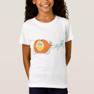 T-shirt de Cendrillon pour la fille