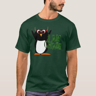 """T-shirt de chaos du TM """"de projet mauvais de"""