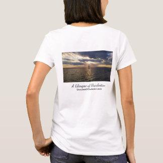 T-shirt de Charleston de voile