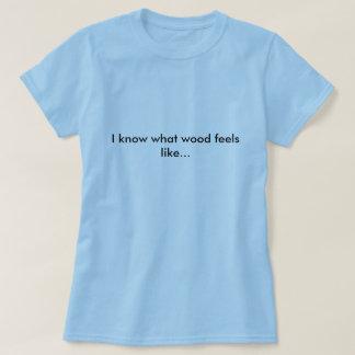 T-shirt de charpentier, je sais comme ce qu'en