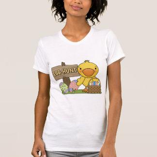 T-shirt de chasse à oeufs