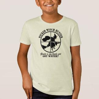 T-shirt de chasseur de sorcières