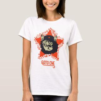 T-shirt de chat de Che Guevara