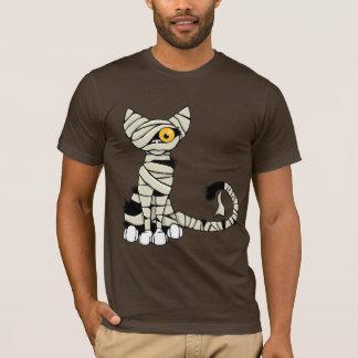 T-shirt de chat de maman de Halloween