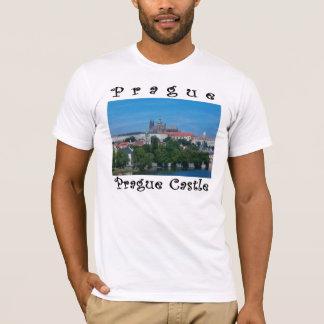 T-shirt de château de Prague
