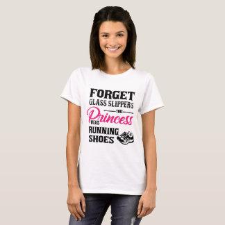 T-shirt de chaussures de course de princesse Wears